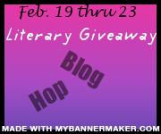Literary Giveaway Hop hosted at Leeswammes