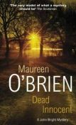 Obrien Maureen Dead Innocent